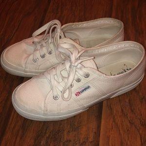 Superga WHITE sneakers - 37 (size 7)
